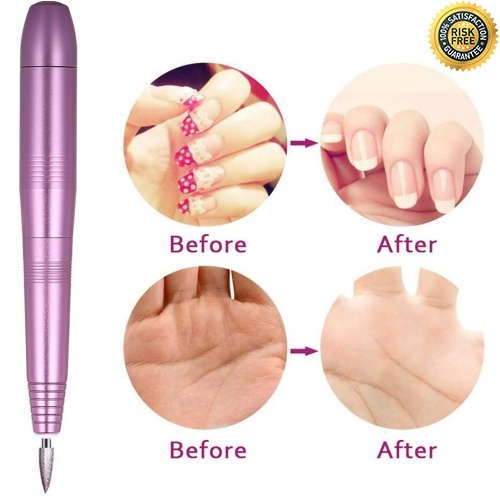 miniatura 7 - Trapano Elettrico per Unghie,Accessori per Manicure,Fresa Unghie
